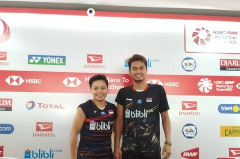 Indonesia Masters 2020, Tontowi/Apriyani Cuek soal Olimpiade