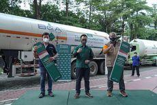 Dukung Penyembuhan Pasien Covid-19, Tanoto Foundation Donasikan 500 Ton Oksigen