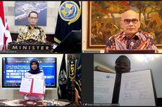 Dorong Pengembangan Kendaraan Listrik, Indonesia-Inggris Tanda Tangani Kerja Sama Antar-perguruan Tinggi