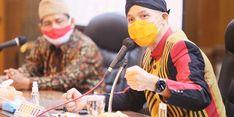 Ajak Masyarakat Sebarkan Kebaikan, Ganjar: Rasa Cinta Itu Ada dan Bersemi di Jateng