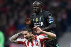 Atletico Vs Liverpool, Alasan Klopp Tarik Sadio Mane pada Awal Babak II