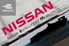 Nissan Jadi Merek Jepang Pertama yang Tampil di Formula E