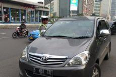 Ganjil-Genap di Jakarta Tidak Diberlakukan Selama Libur Lebaran