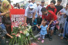TKN Milenial Jokowi-Ma'ruf Kumpulkan Donasi untuk Petugas KPPS yang Wafat