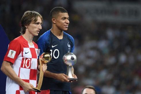 Daripada Modric, Cavani Lebih Jagokan Pemain Perancis Raih Ballon d'Or