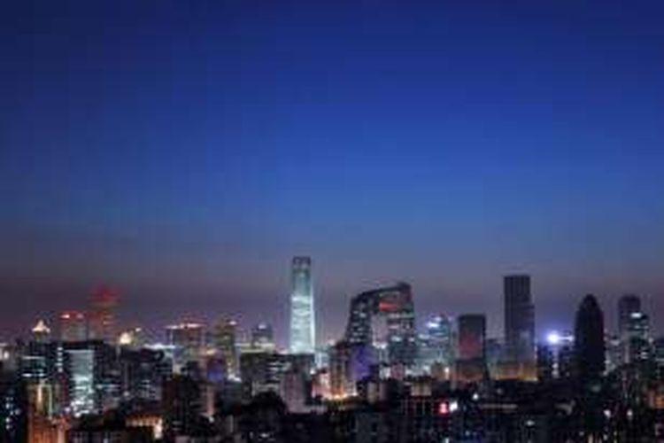 Ibu kota China, Beijing.