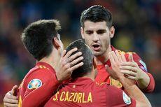 Hasil Kualifikasi Euro 2020, Spanyol dan Italia Menang, Finlandia Lolos