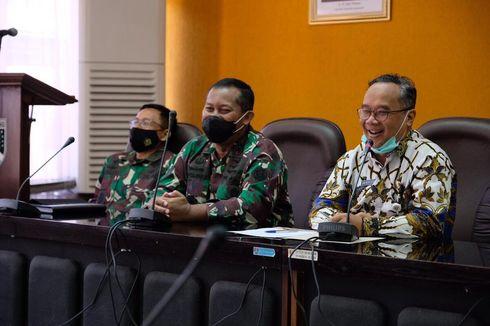 Selesaikan Polemik Aset Eks Mako Akabri, Walkot Magelang Temui Wadanjen Akademi TNI