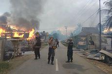 5 Fakta Kerusuhan di Buton, 2 Tewas, 87 Rumah Dibakar, hingga 700 Warga Mengungsi