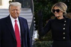 Trump Tiba di Rumahnya Saat Joe Biden Dilantik