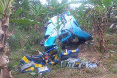 Korban Kecelakaan Bus Pariwisata di Sukabumi Dapat Santunan dari Jasa Raharja