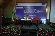 BNPT dan UNDP Gelar Pertemuan 100 Pakar Antiteror Bahas Pencegahan Ekstremisme