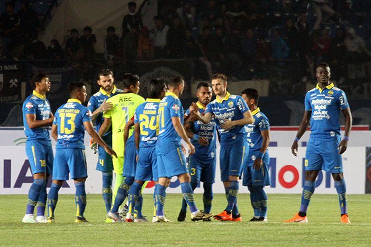 Tim Persib Bandung.