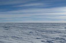 Titik Terendah Daratan Bumi Ternyata Ada di Antartika Timur