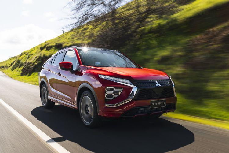Mitsubishi Eclipse Cross terbaru mulai dipasarkan di Australia.