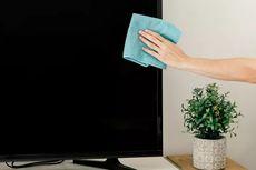 Tips dan Trik Bersihkan Layar Televisi Anda agar Tetap Kinclong