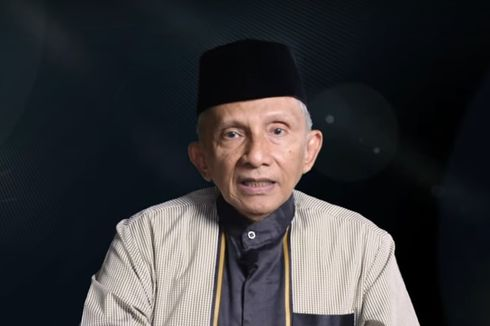 Amien Rais Minta Jokowi Batalkan Perpres soal Investasi Miras