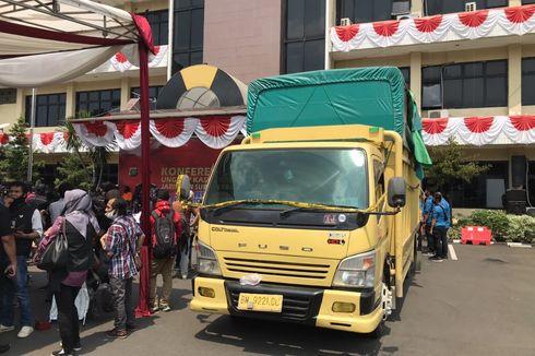 4 Pengedar Narkoba Tertangkap, 2 di Antaranya Kurir Jaringan Sumatera-Jawa