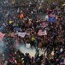 Didakwa Terlibat Kerusuhan Gedung Capitol, Pendukung Trump Bunuh Diri di Ruang Bawah Tanah