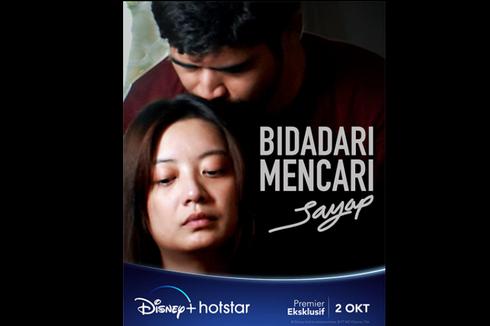 Sinopsis Bidadari Mencari Sayap, Prahara Rumah Tangga Leony Vitria, Segera di Disney+ Hotstar