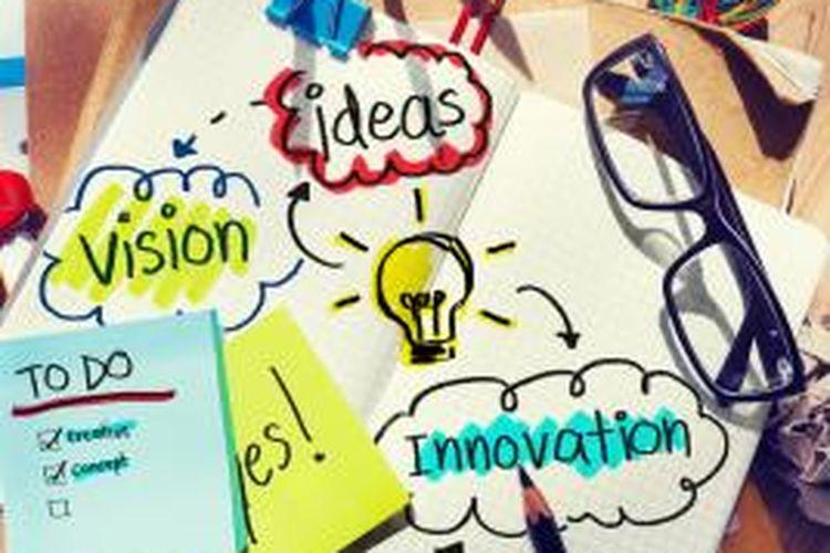Kini, mulai banyak kompetisi yang merangsang ide dan inovasi anak muda.