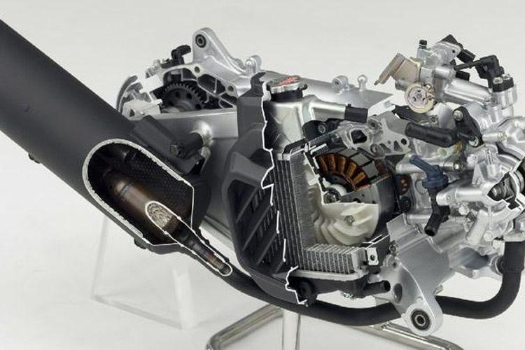 ilustrasi mesin