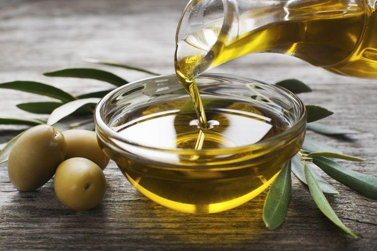 Ilustrasi minyak zaitun