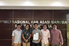 Mahasiswa Unnes Adukan Mendikbud Nadiem Makarim ke Komnas HAM