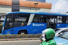 Kecelakaan 2 Transjakarta di Cawang, Polisi: Bus Ngetem di Halte Ditabrak Bus Belakang yang Tak Direm