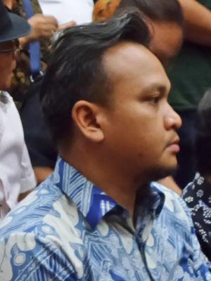 Mantan Direktur PT Murakabi Sejahtera, Irvanto Hendra Pambudi, di Pengadilan Tipikor Jakarta, Kamis (27/4/2017).