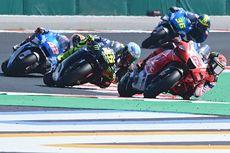 Hasil FP3 MotoGP Emilia Romagna - Meningkat Tajam, Rossi Langsung Lolos ke Q2