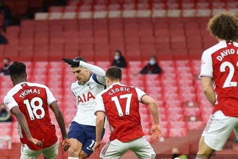 Rabona Spektakuler Erik Lamela Jadi Gol Terbaik Premier League 2020-2021