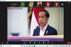 Beri Sambutan di Dies Natalis Ke-60 UK Petra Surabaya, Presiden Jokowi: Mari Majukan Pendidikan Kawasan Indonesia Timur