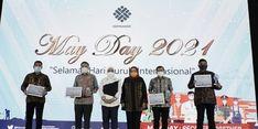 Tidak Lakukan PHK Selama Pandemi, Telkom Terima Penghargaan dari Kemnaker