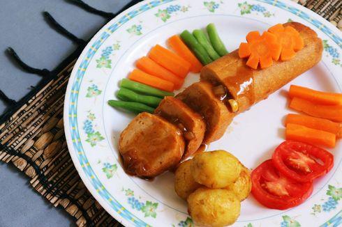 Resep Galantin Ayam, Makanan yang Sering Ada Dalam Perayaan Natal