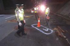 Petugas Perbaikan Jalan Jadi Korban Kecelakaan Honda Civic di Tol JORR, 4 Tewas dan 2 Luka Berat