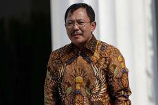 Sebelum Pelantikan Menteri, Jokowi Beri Kenaikan Pangkat ke Terawan