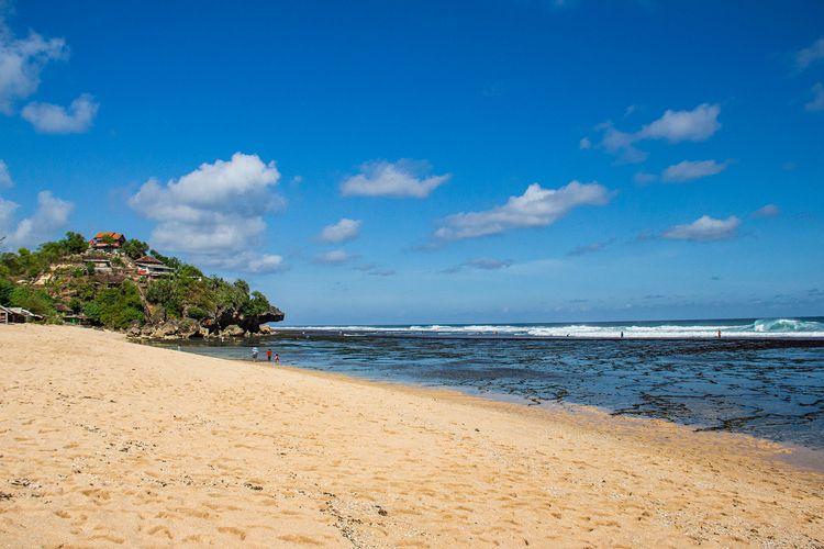 Pantai Siung, Gunungkidul, Yogyakarta.