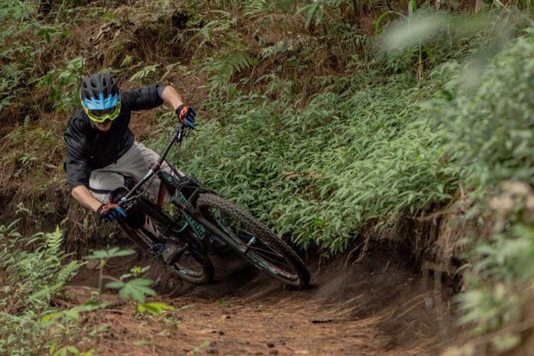 Siskiu T, sepeda trail dari Polygon