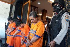Polisi Rilis Identitas 21 DPO Pelaku Pembakaran Polsek Tambelangan, Sampang