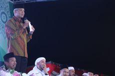 Ganjar: Ramalan Santri tentang Prabowo Jadi Kenyataan