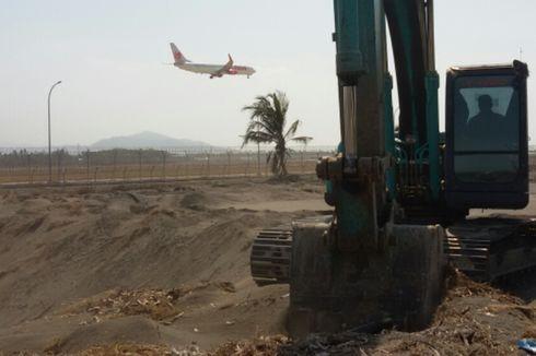 Green Belt Bandara Dibangun, Pemkab Kulon Progo Mulai Menggusur Tambak Udang