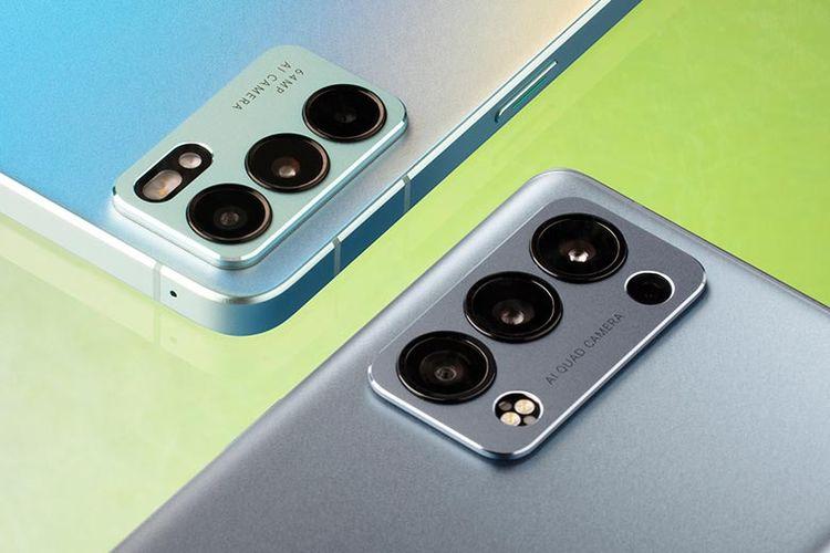 Oppo Reno6 Series 5G memiliki kamera yang mumpuni.