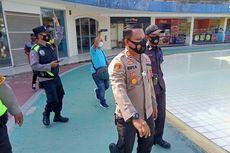 Cegah Penularan Covid-19, Polisi Bubarkan Wisatawan di Transera Waterpark Bekasi