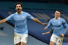 Final Liga Champions, Man City Terancam Tampil Tanpa Top Skor