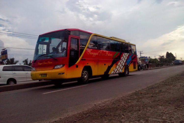 Bus AKAP Setra