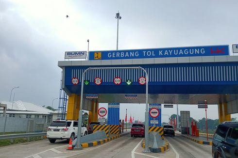 Luar Biasa, 838.707 Pemudik Nataru Lintasi Tol Trans Sumatera