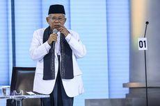 CEK FAKTA: Ma'ruf Amin Sebut Angka TKA di Indonesia di Bawah 0,01 Persen