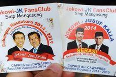 Diberi Hidangan Takjil oleh Timses Prabowo-Hatta, Ibu Ini Minta Stiker Jokowi