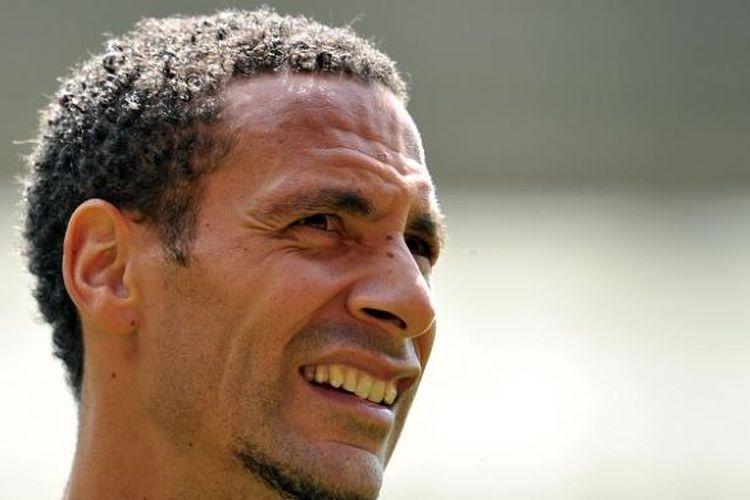 Mantan bek Manchester United, Rio Ferdinand.